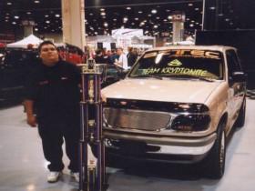 Worldfinals in USA 2002