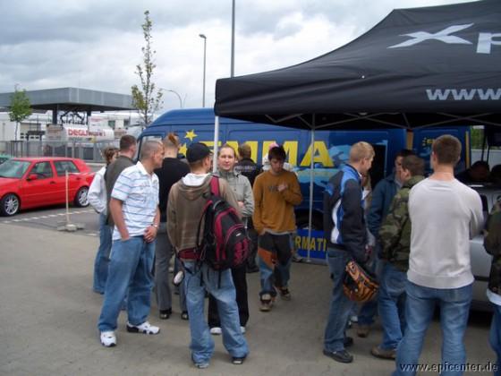 X Plus 1 Hausmesse in Weiden 2006
