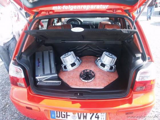 24H VW und Audi Meeting in Eglsee 2006