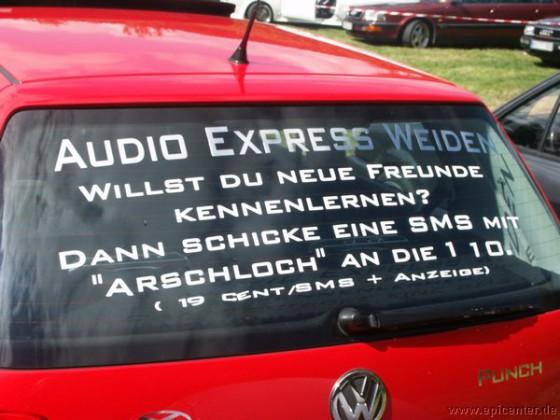 VW Treffen Pfaben / Erbendorf 2005