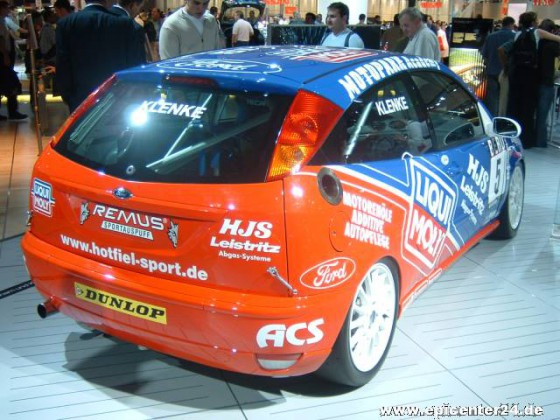 Internationale Automobil Ausstellung 2003