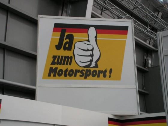Auto Messe Aufbau 2007