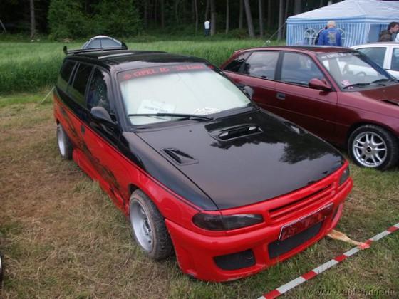 Opeltreffen in Vilseck 2006
