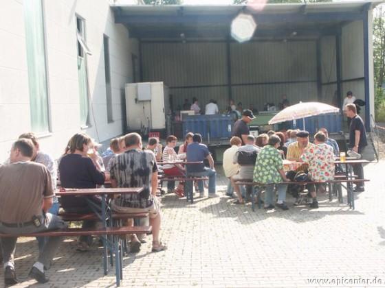 1. Amberger Oldtimer Treffen 2005