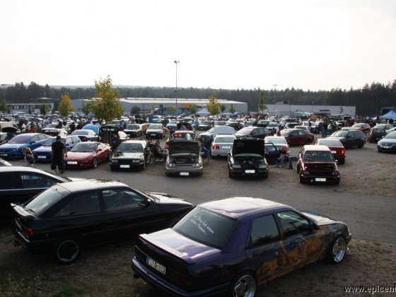 Racingday Wackersdorf 2009