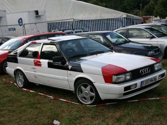 VW Audi Treffen in Pfaben / Steinwald 2008