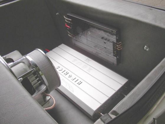 User Wlaed - Mein Kofferraum