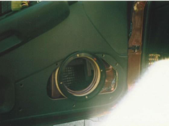 User Stempsy - Komponenten und Einbau Mazda 323 F